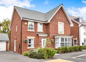 Thumbnail 4 bedroom detached house for sale in Elvaston Drive, Littleover, Derby