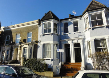 Thumbnail 1 bed flat to rent in Powerscroft Road, Hackney