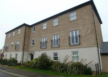 Thumbnail 2 bed flat for sale in Chiltern Road, Corby