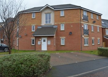 Thumbnail 2 bed flat to rent in Renforth Close, Gateshead