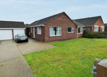 Thumbnail 3 bed detached bungalow for sale in Bulmer Lane, Winterton-On-Sea, Great Yarmouth, Norfolk
