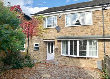 Thumbnail 4 bed cottage to rent in Newsam Green Road, Woodlesford, Leeds