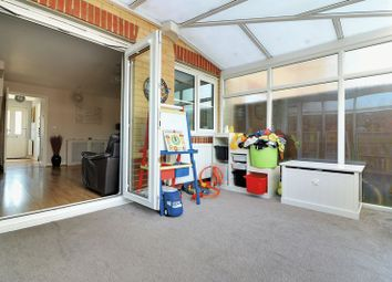 Thumbnail 3 bed terraced house for sale in The Fairways, Farlington, Portsmouth