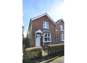 Thumbnail 3 bed semi-detached house for sale in Forest Road, Tunbridge Wells