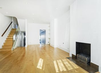 Thumbnail 4 bed flat to rent in Shorrolds Road, London