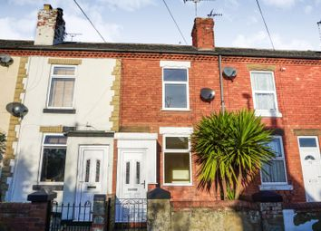 Thumbnail 3 bed terraced house for sale in Lincoln Road, Tuxford, Newark