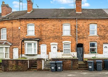Thumbnail 2 bed terraced house to rent in Harborne Park Road, Birmingham