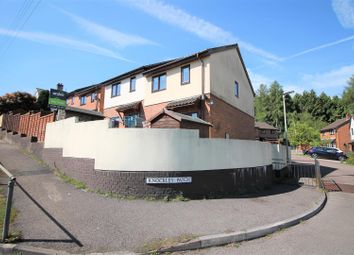 Thumbnail 2 bedroom semi-detached house for sale in Knockley Patch, Bream, Lydney