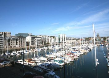 Thumbnail 2 bed flat to rent in Sutton Wharf, Sutton Harbour, Plymouth