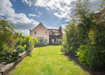 Thumbnail 4 bedroom detached house for sale in Elmsett, Ipswich, Suffolk