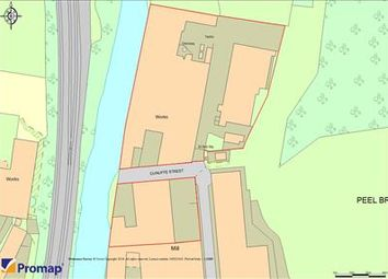 Thumbnail Commercial property for sale in Britannia Works, Kenyon Street, Ramsbottom, Bury