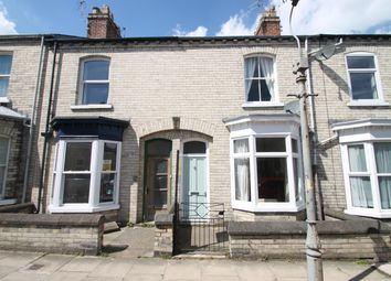 Thumbnail 2 bed terraced house for sale in Scott St, York