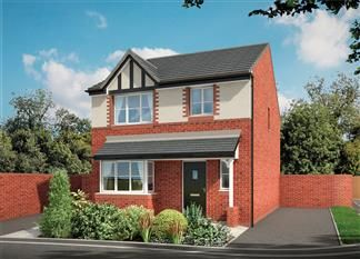 Thumbnail 3 bed detached house for sale in Ingleborough Road, Prenton, Birkenhead