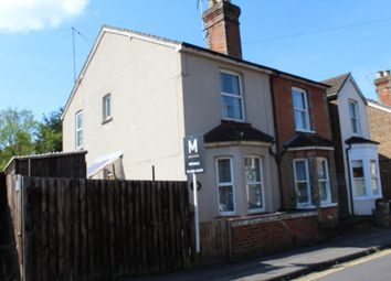 Thumbnail 2 bed semi-detached house for sale in Gardner Road, Guildford