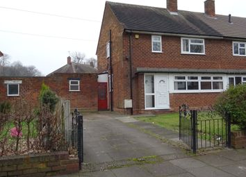 Thumbnail 3 bed semi-detached house to rent in Elizabeth Road, West Bromwich