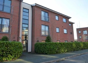 Thumbnail 1 bed flat to rent in 31 Penstock Drive, Stoke On Trent