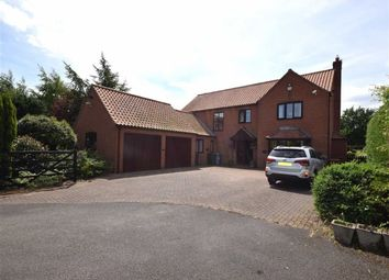 Thumbnail 5 bed detached house for sale in Holly Court, Rolleston, Nottinghamshire