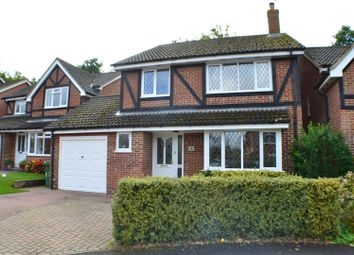 Thumbnail 4 bed property for sale in Warblington Close, Tadley