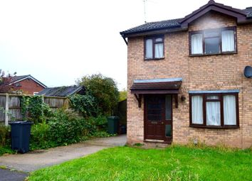 Thumbnail 3 bed semi-detached house for sale in Blake Close, Blacon, Chester
