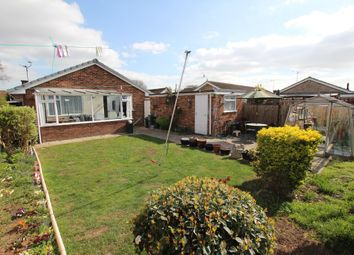 Thumbnail 2 bed detached bungalow for sale in Thirtle Close, Clacton-On-Sea