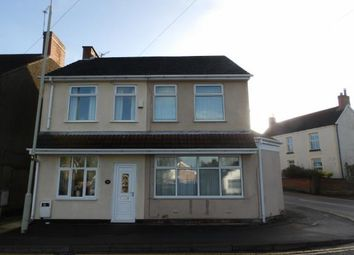 Thumbnail 3 bed semi-detached house for sale in Brooks Lane, Whitwick, Coalville