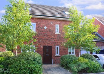 Thumbnail 4 bed link-detached house for sale in Bolton Road, Westhoughton, Bolton, Lancashire