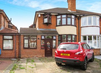 Thumbnail 3 bedroom semi-detached house for sale in Maryland Avenue, Hodge Hill, Birmingham