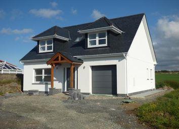 Thumbnail 4 bed detached house for sale in Golygfa Mynydd, Lon Glan Rhyd, Llanddona, Anglesey