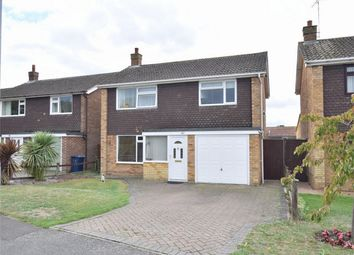 Thumbnail 3 bed detached house for sale in Horseshoes Way, Brampton, Huntingdon, Cambridgeshire