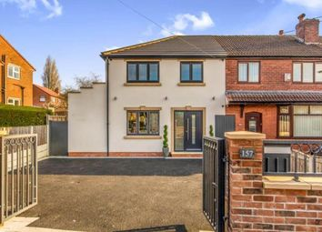 Thumbnail 4 bedroom semi-detached house for sale in Sunnyside Road, Droylsden, Manchester, Greater Manchester