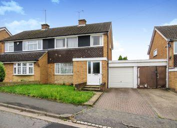 Thumbnail 3 bed semi-detached house for sale in Ashridge Close, Rushden