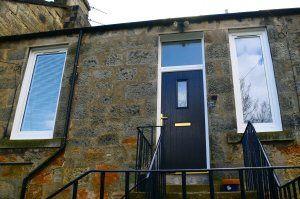 Thumbnail 2 bedroom maisonette to rent in Campbell Street, Dunfermline, 0Ql