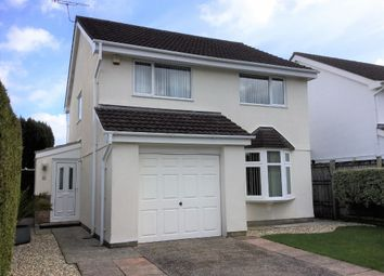 Thumbnail 4 bed detached house for sale in Bosvean Gardens, Truro