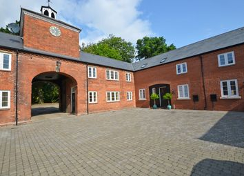 Thumbnail 3 bed terraced house for sale in Stables Court, Coombe Road, Rugby