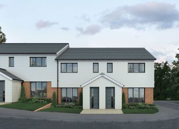 Thumbnail 3 bed terraced house for sale in Hillside View, Roddymoor, Crook