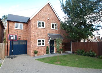 Thumbnail 3 bedroom detached house for sale in Thorncroft, Hornchurch