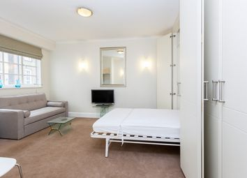 Thumbnail Studio to rent in Sloane Avenue Mansions, Chelsea