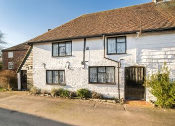 Thumbnail 2 bed semi-detached house for sale in The Row, Elham, Canterbury