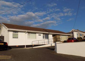 Chapel Road, Foxhole, St. Austell PL26. 3 bed detached bungalow for sale
