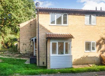 Thumbnail 1 bed terraced house for sale in Lanercost Road, Crawley