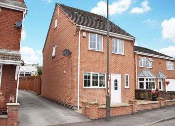 Thumbnail 4 bed detached house to rent in Alfreton Road, Codnor, Ripley