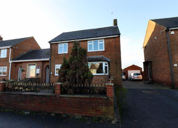 Thumbnail 3 bed semi-detached house for sale in Darlington Road, West Auckland, Bishop Auckland