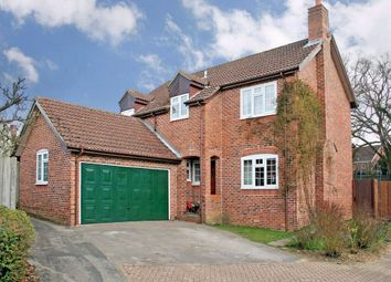 Thumbnail 4 bed detached house for sale in Siskin Close, Bishops Waltham, Southampton