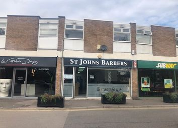 Thumbnail 2 bed flat to rent in St Johns, Warwick