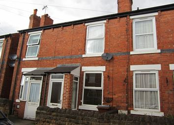 Thumbnail 2 bed terraced house to rent in Acton Avenue, Bulwell, Nottingham