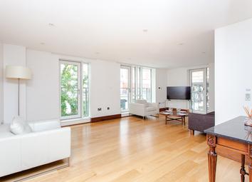 Thumbnail 4 bed flat to rent in Baker Street, Marylebone, London, London