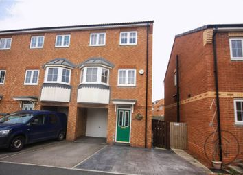 Thumbnail 3 bed town house to rent in Gardenia Way, Billingham