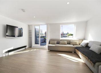 Thumbnail 3 bed flat to rent in Kilmarsh Road, London
