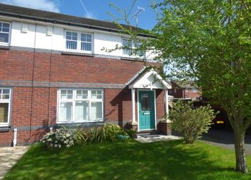 Thumbnail 3 bed semi-detached house to rent in Salvia Way, Kirkby, Liverpool