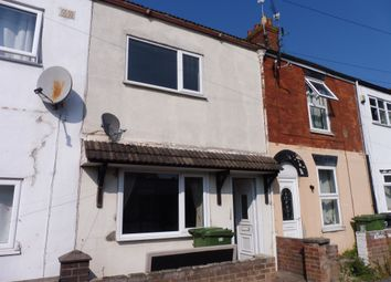 Thumbnail 2 bed terraced house for sale in School Road Back, Great Yarmouth